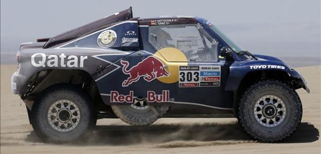 La dirección del Dakar retira a Sainz la bonificación