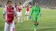 Cillessen se despide encajando cuatro goles con el Ajax