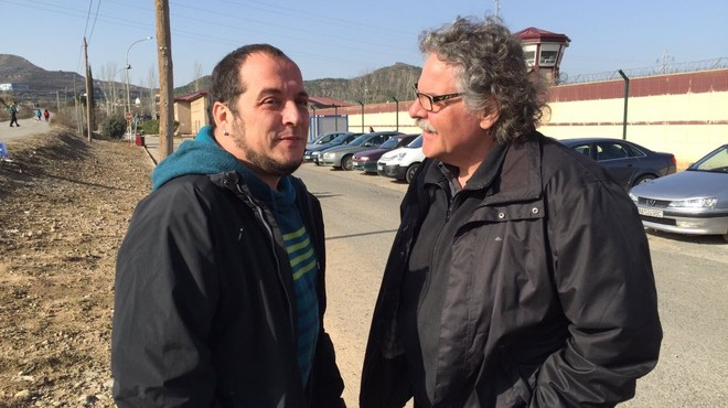 El cupaire David Fernàndez votarà Tardà