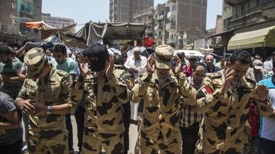 26 militares egipcios mueren en un atentado yihadista en el Sinaí