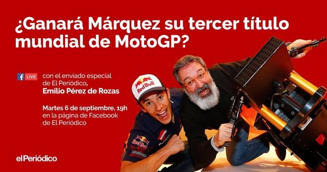 Emilio P�rez de Rozas y Marc M�rquez.