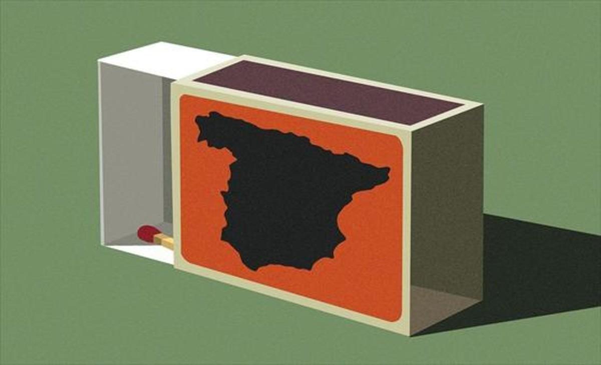 Sobre la ausencia de un partido xénofobo en España