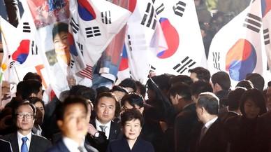 El cese de la expresidenta Geun-hye abre una nueva etapa política en Corea del Sur