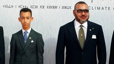 Mohammad i Hassan creixen a Marràqueix