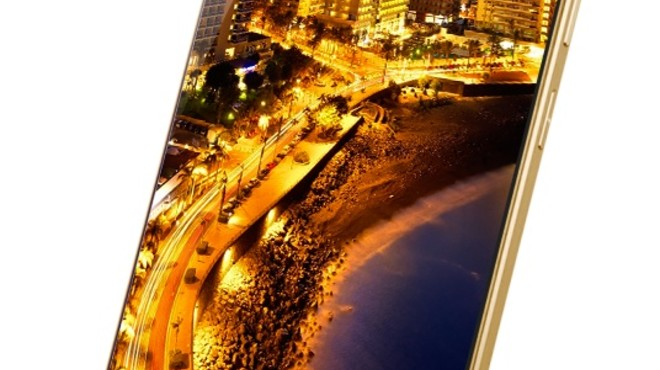 El nuevo modelo de Huawei, el Mate 8.