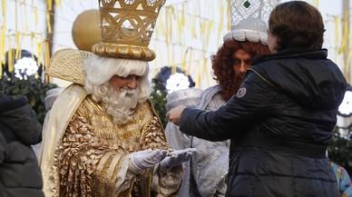 Els Reis demanen als nens ajuda contra la contaminació