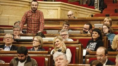 """La CUP exige por carta a Puigdemont la convocatoria """"inmediata"""" del referéndum"""