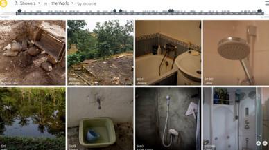 Compara 240 hogares de todo el mundo, en fotografías