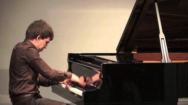 Un pianista armeni de 26 anys guanya el Concurs Maria Canals