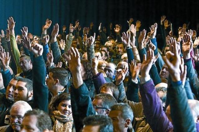 La plantilla de TMB vota a favor de reventar el congreso estrella de BCN