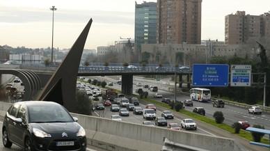 """El modelo """"ideal"""" en Madrid, según el Ayuntamiento: solo un 25% para los coches"""