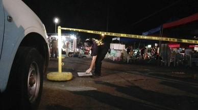 Almenys 10 morts en una explosió en un mercat a les Filipines
