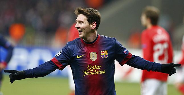 Messi busca la eternidad
