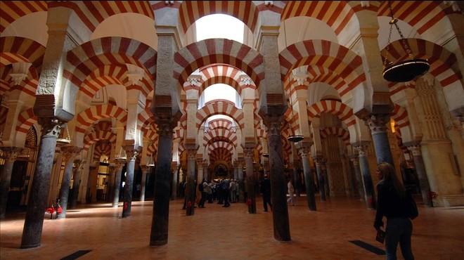 Noticias de c rdoba for Interior mezquita de cordoba
