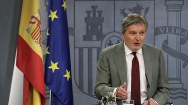"""El Gobierno admite que el 1-O puede haber urnas y """"butifarradas"""" pero no un referéndum legal"""