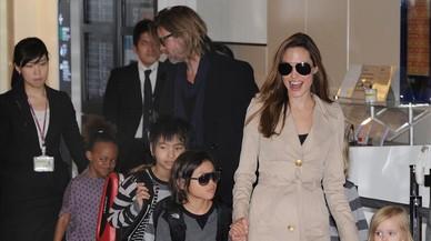 Pitt i Jolie aniran a sessions de teràpia amb els seus fills