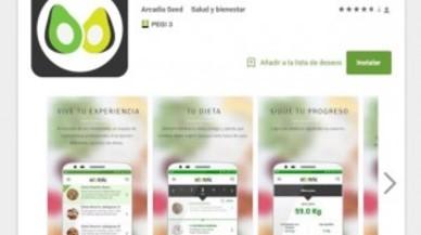 Llega Nootric una aplicación especializada en dietas