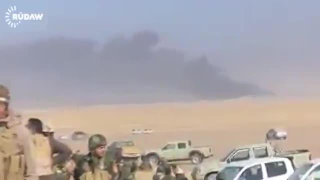 L'ofensiva per prendre Mossul a l'Estat Islàmic, en vídeos