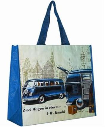 EL PERI�DICO ofrece la bolsa con una imagen 'vintage' de VW