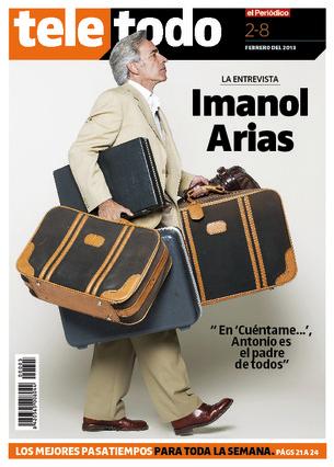 Imanol Arias, el patriarca de los Alcántara