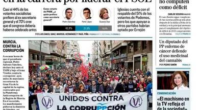 Sánchez clava una pallissa a Díaz en la carrera per la secretaria general del PSOE, segons 'El Mundo'