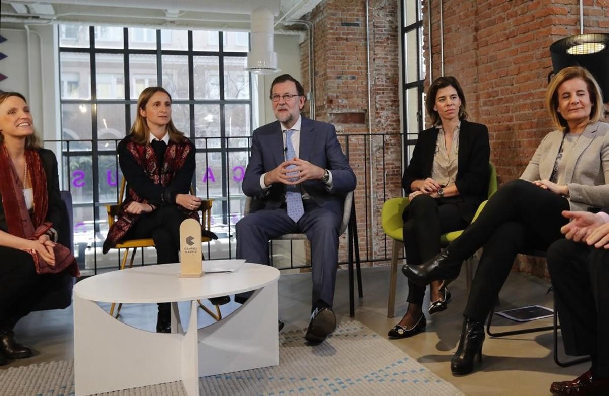 """Rajoy llamar� a S�nchez y Rivera """"por separado"""" pero acepta una reuni�n a tres"""