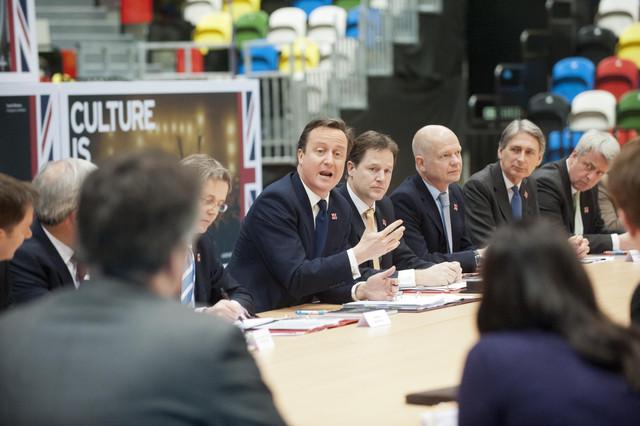 Cameron ofrece un referendo independentista a Escocia