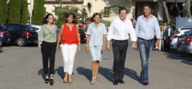 Rajoy: �Albiol tiene las ideas claras, es el m�s cercano�