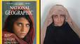 Detenida por llevar documentos falsos la mujer afgana famosa en su juventud por una foto