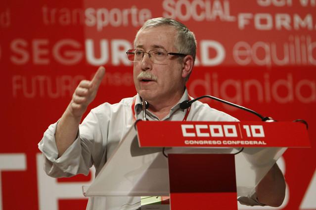 Toxo propone que los sindicatos dejen los consejos de administraci�n de las empresas