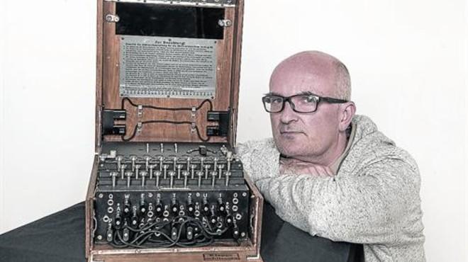 «Vaig vendre un clarinet d'Allen per comprar l'Enigma»