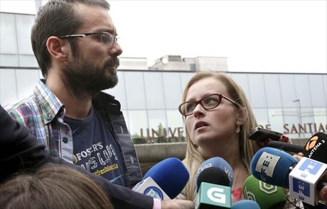 Visita del jutge i el forense a Andrea per decidir si el seu estat �s terminal