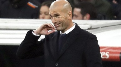 "Zidane: ""Ens ha faltat intensitat"""