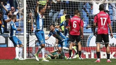 L'Espanyol tomba l'Alabès amb un altre gol d'estratègia (1-0)