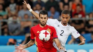 La final de l'Europeu sub-21 entre Espanya i Alemanya, en directe 'on line'