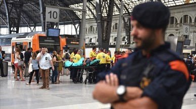 El conductor del tren accidentat declara que no recorda res