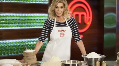Bibiana Fernández: paga i cuina
