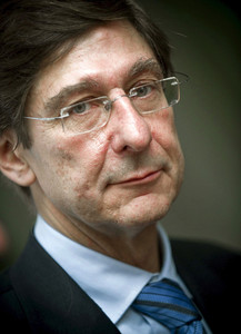 José Ignacio Goirigolzarri, el sustituto de Rodrigo Rato al frente de Bankia.