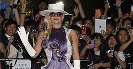 """Lady Gaga confiesa que la cocaína era su """"Amiga"""" 1336472113291"""