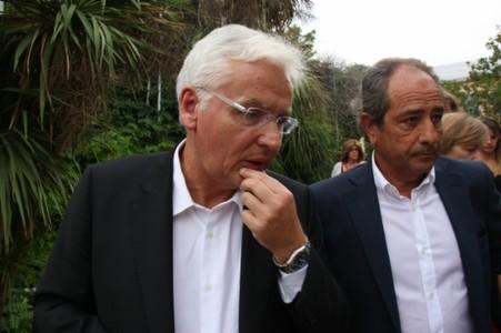 Ferran Mascarell, conseller de Cultura.