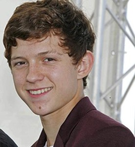 Tom Holland, en Sitges.