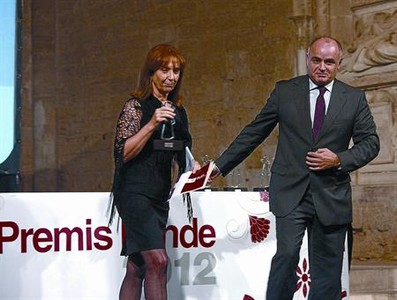 LAS EMPRESARIAS DE LLEIDA PREMIAN A EL PERIDICO_MEDIA_2