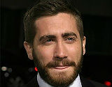 El actor Jake Gyllenhall con barba.