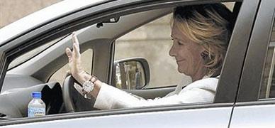 Aguirre, citada el lunes a declarar como imputada por desobediencia