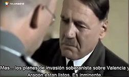 PP y Ciutadans ignoran la banalizaci�n del nazismo en el informativo de Telemadrid