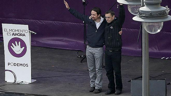 """Pablo Iglesias augura la derrota del PP en """"el a�o del cambio"""""""