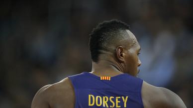 El Barça acomiada Dorsey per indisciplina