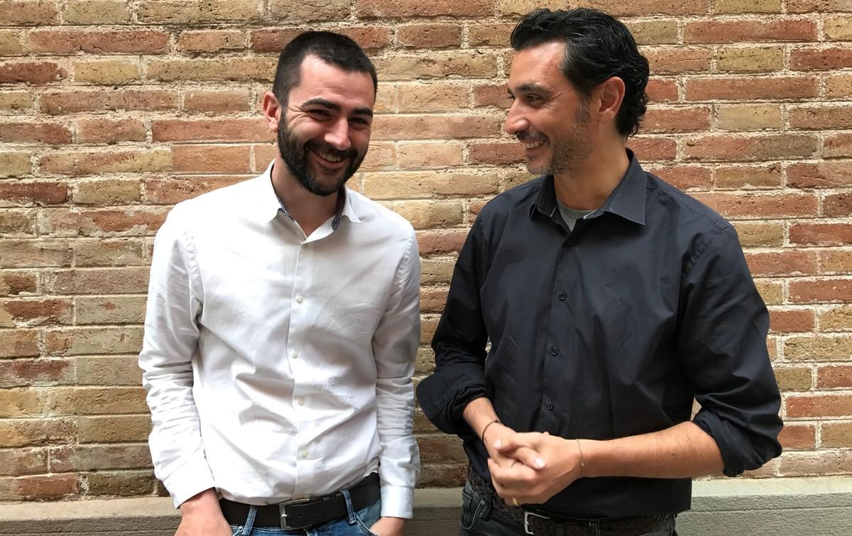 Albert Bosch y Miquel A. Mora, de Housfy.