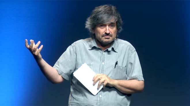 Ponencia de Carles Capdevila: Educar es comunicar... con humor.
