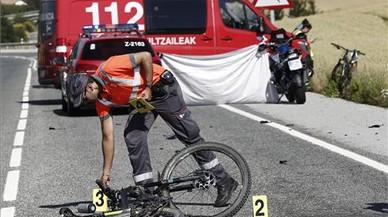 Mor atropellat un ciclista a Toledo